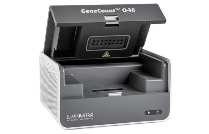 LuminUltra GeneCount® Q-16