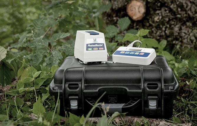 LuminUltra 2nd Generation ATP® in-field testing kit