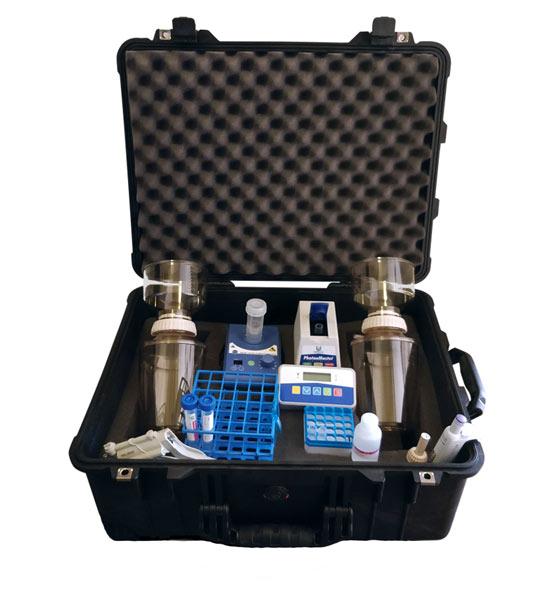 LuminUltra ballast water testing kit