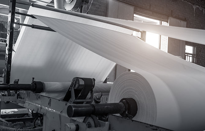 industrial paper making